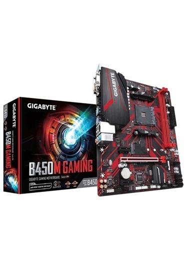 Gigabyte B450M Gamıng Ddr4 Dvı Hdmı Dvı-D Matx Am4 Renkli
